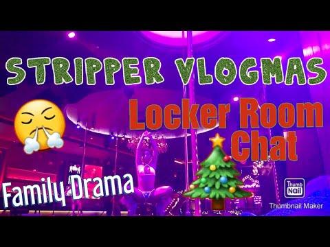 STRIPPER VLOGMAS🎄Day3 | $10 HOUSE FEE | LOCKER ROOM CHAT | NYC🗽| FAMILY DRAMA😤 | SLOW NIGHT
