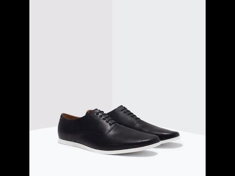 0d812c731 احذية جديدة للرجال من زارا zara - YouTube