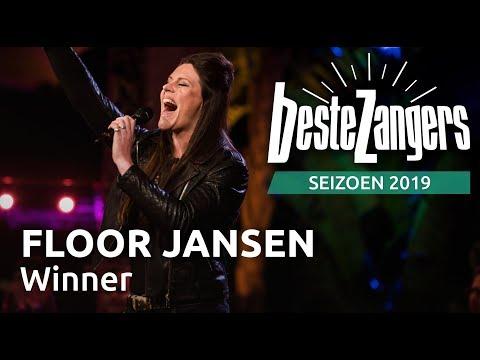 Floor Jansen - Winner | Beste Zangers 2019