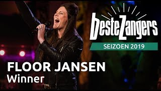 Floor Jansen - Winner   Beste Zangers 2019