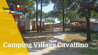 360° video campingtour op Camping Village Cavallino - Suncamp holidays