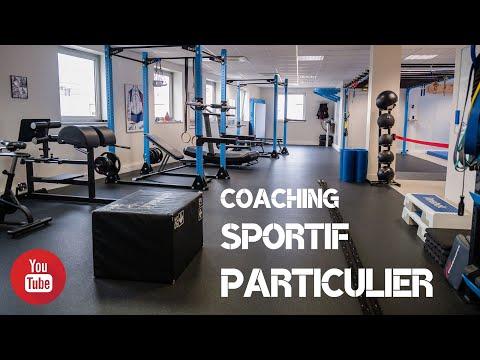 Martin CARRERE - Coach Sportif A LYON