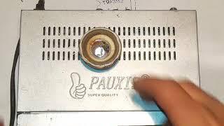 مكبر صوت داخل الريسيفر simpel amplifier in receiver