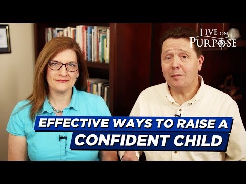 Enhance Your Child's Confidence in class