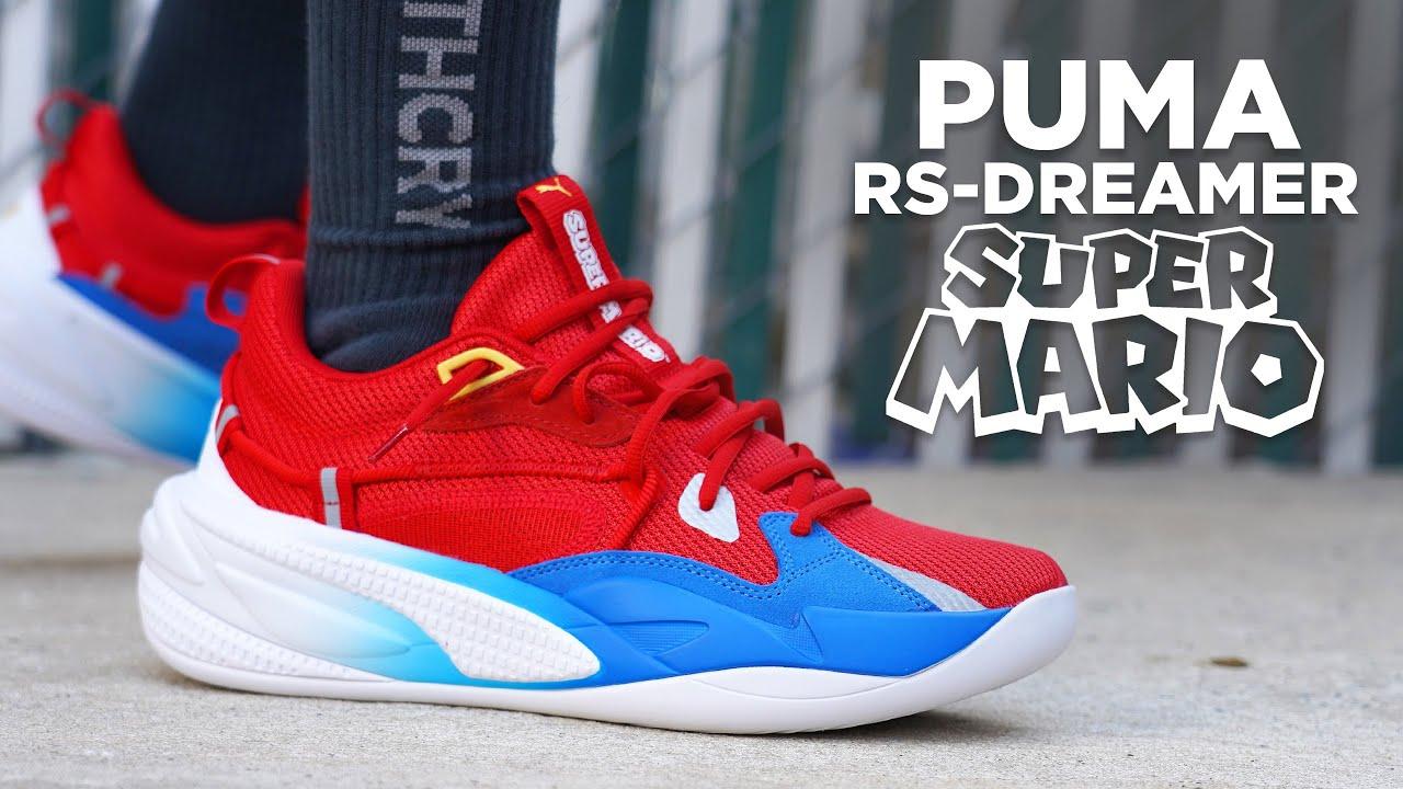 PUMA RS Dreamer SUPER MARIO 64 Review & On Feet