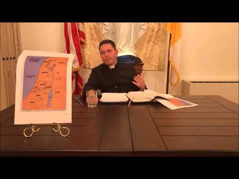 Beginning at Moses- the Prophecies of Christ Explained. Episode 11- Judges