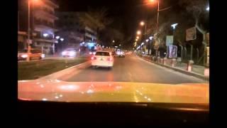 أبو نؤاس ليلا - شارع الزيتون  - المنصور