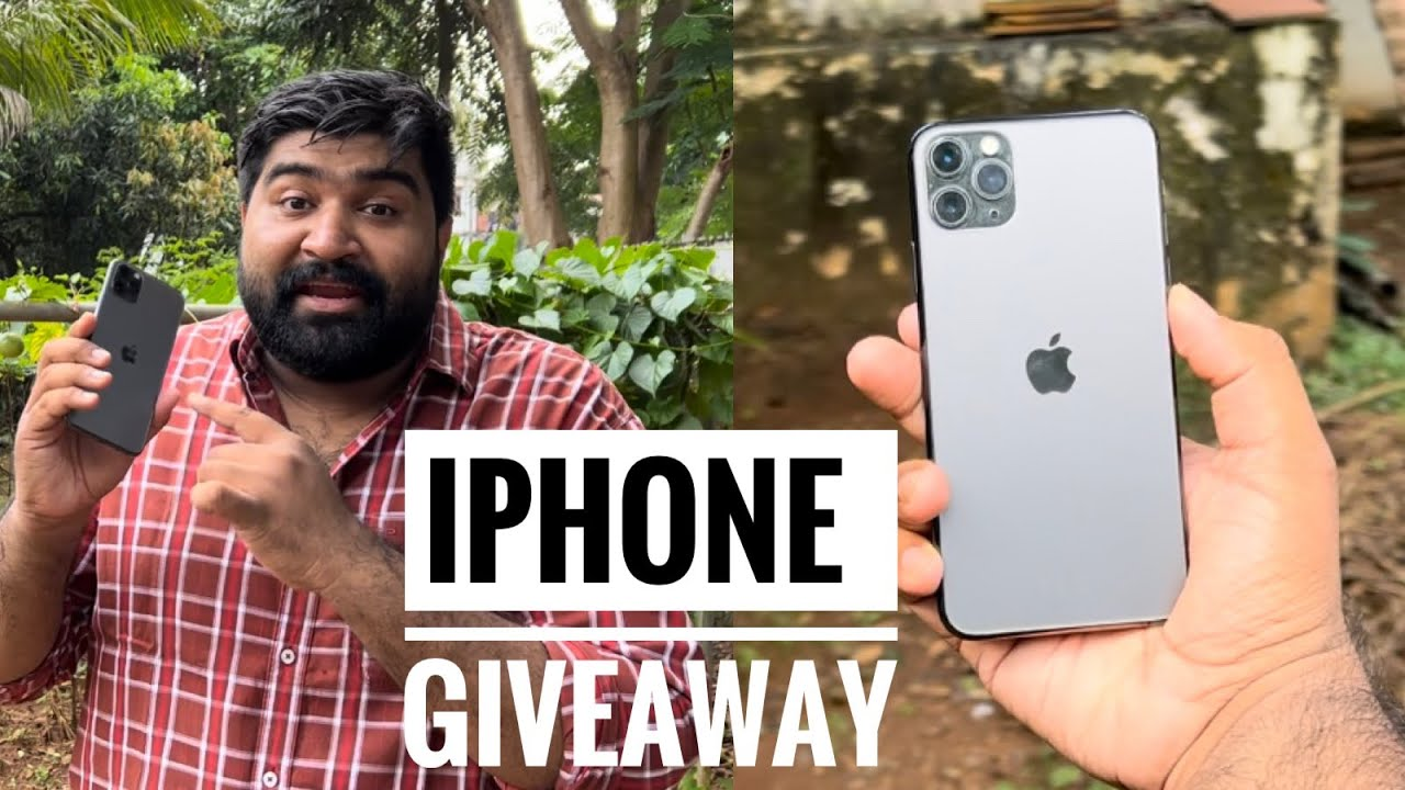 IPHONE 11 PRO MAX GIVEAWAY | #giveaway #appleiphone