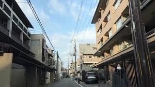 【J102】武者小路通り全区間