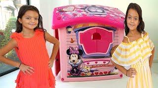 Masal Pretend Play with Magic Playhouse Toy - Fun Kids