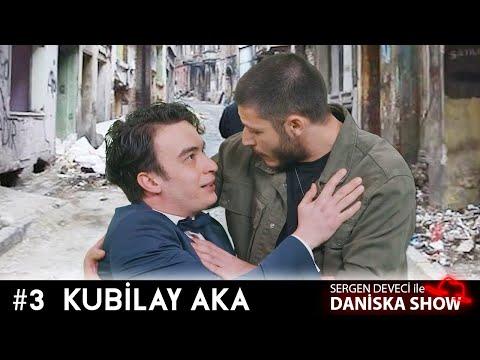 Kubilay Aka | Çukur 'un Celasun 'u Sergen Deveci ile Daniska Show 'da #3 indir