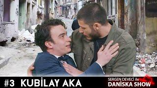 Kubilay Aka   Çukur 'un Celasun 'u Sergen Deveci ile Daniska Show 'da #3
