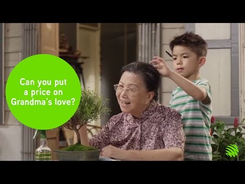 Money That Grandma Owes Me - a CNY 2017 story by Maxis