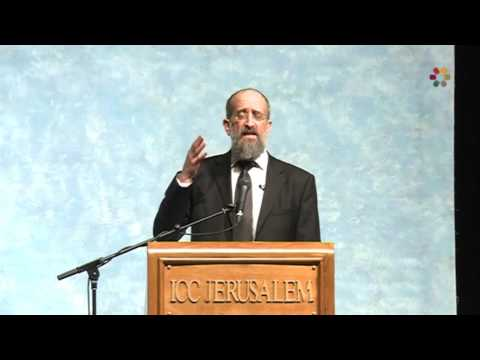 Rabbi Yisrael Reisman - Isolation of Israel