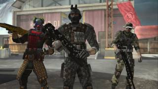 """Rush Gameplay with """"The Enforcer"""". Modern Combat 5 PC Game play by IPF Gaming."""