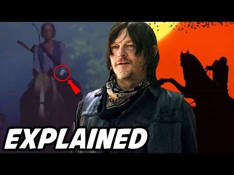 'Daryl Dixon Movie & Major Character Leaving The Walking Dead?' The Walking Dead Season 10