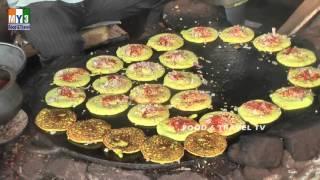 Amazing Style Of Cooking | 30 Green Gram Indian Crepes | Pesarattu | | Moongdal Dosa |