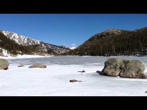 Mills Lake, Glacier Gorge, RMNP