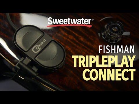 Fishman TriplePlay Connect Demo