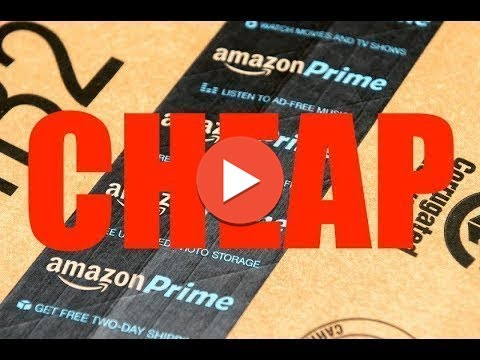 Cheap Magic the Gathering Boxes on Amazon Prime