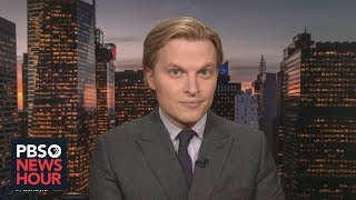 What Ronan Farrow discovered about the systems that cover up sexual misconduct