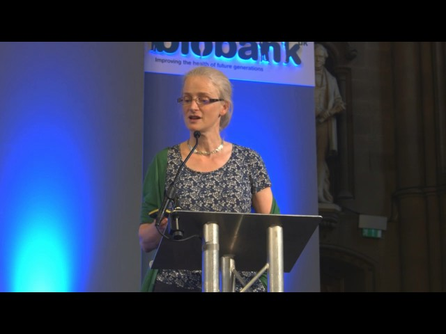 Cathie Sudlow Professor of Neurology and Clinical Epidemiology, University of Edinburgh