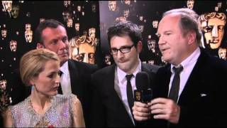 Any Human Heart Wins Drama Serial BAFTA in 2011
