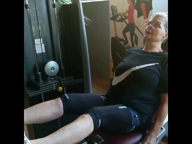 Fit Cuffs - Occlusion Training: Leg Press