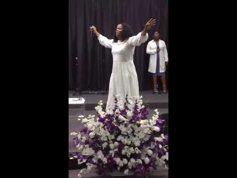 """Pastor Tamara Bennett """"God Is Good"""" (5-21-17)"""