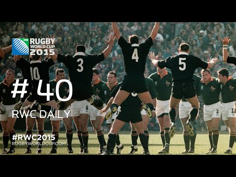 South Africa and New Zealand's fierce rivalry - RWC Daily