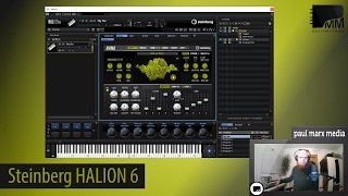 Steinberg HALion 6 - Die neuen Instrumente und Funktionen