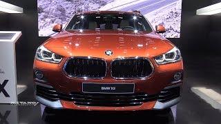 2019 BMW X2 - Exterior And Interior Walkaround - 2018 Detroit Auto Show