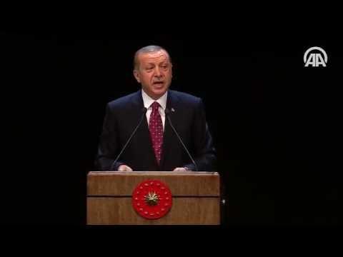 Cumhurbaşkanı Erdoğan: Bu ülkeye diz çöktüremeyeceksiniz