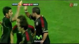 MEXICO Vs Polonia 1-1 Partido Amistoso 2011 ★