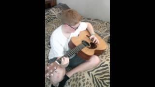 Wyatt practices Malaguena Thumbnail