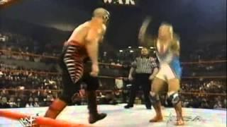 WWF Raw Is War 1998 - The Legion Of Doom Vs Jeff jarrett and Barry windham