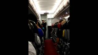 Video Awesome Live Music on AirAsia Flight! download MP3, 3GP, MP4, WEBM, AVI, FLV Juni 2018