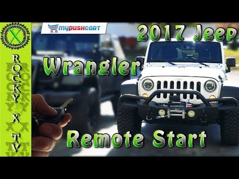How To Install a Remote Starter (2007-2017 Jeep JK & JKU Wrangler)