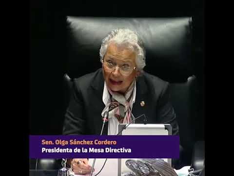 Senado queda instalado LXV Legislatura