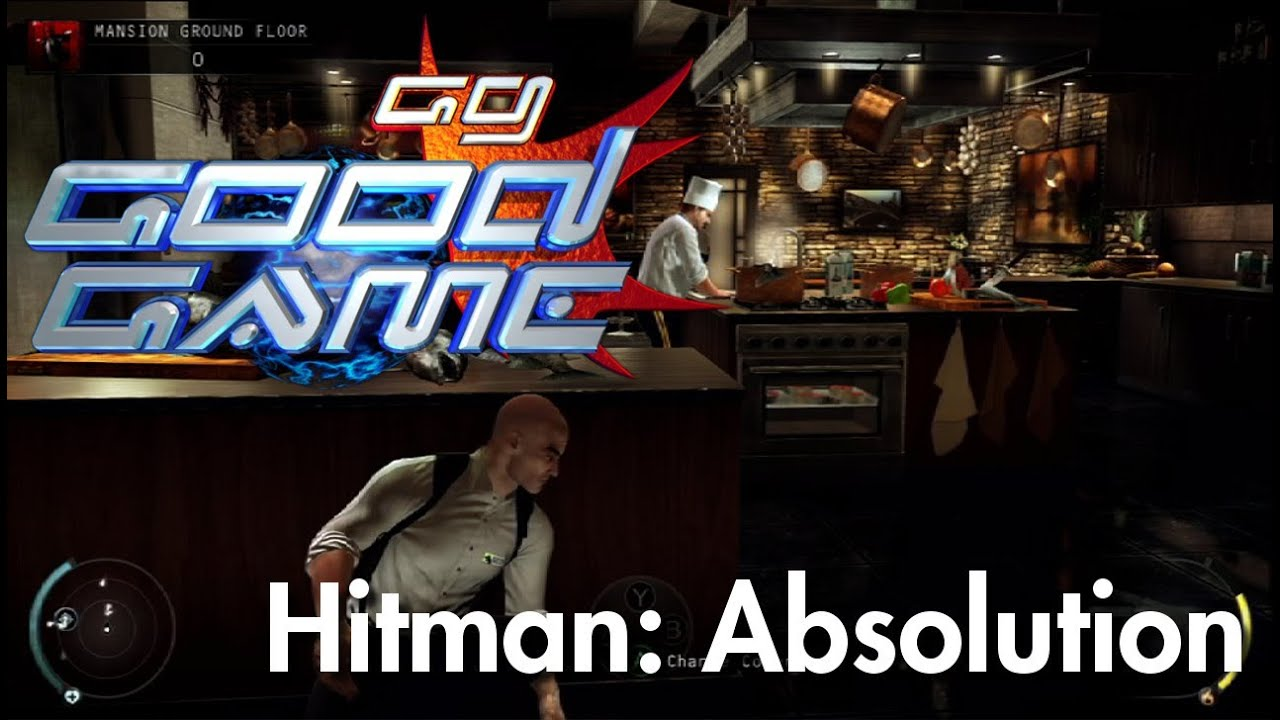 Good Game Review - Hitman: Absolution - TX: 20/11/12