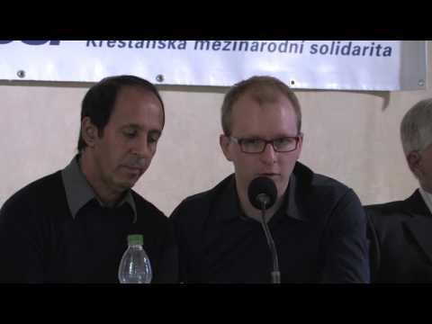 Salman Hasan- konference CSI