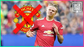 The ridiculous reason why Manchester United didn't sign Erling Haaland | Oh My Goal