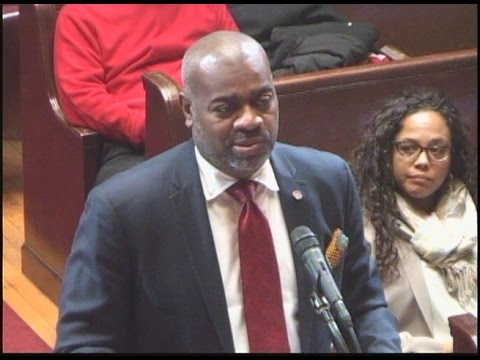 Newark Special Council Meeting (excerpt) 01/15-2016 - Mayor Baraka on charter schools