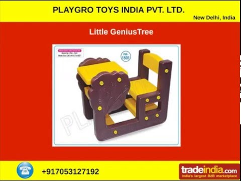 Outdoor Play Equipments Manufacturer | Playgro Toys India Pvt. Ltd | Delhi
