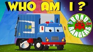road Ranger | Frank, wer bin ich? Kinder anzeigen | Kinder, Zeichentrick | preschool zeigt