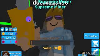 Play Roblox Gold digger (Mining Simulator) (vlogs TNS)