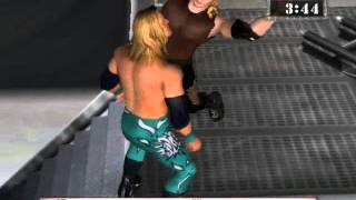 WWE RAW pc game extreme moments 2