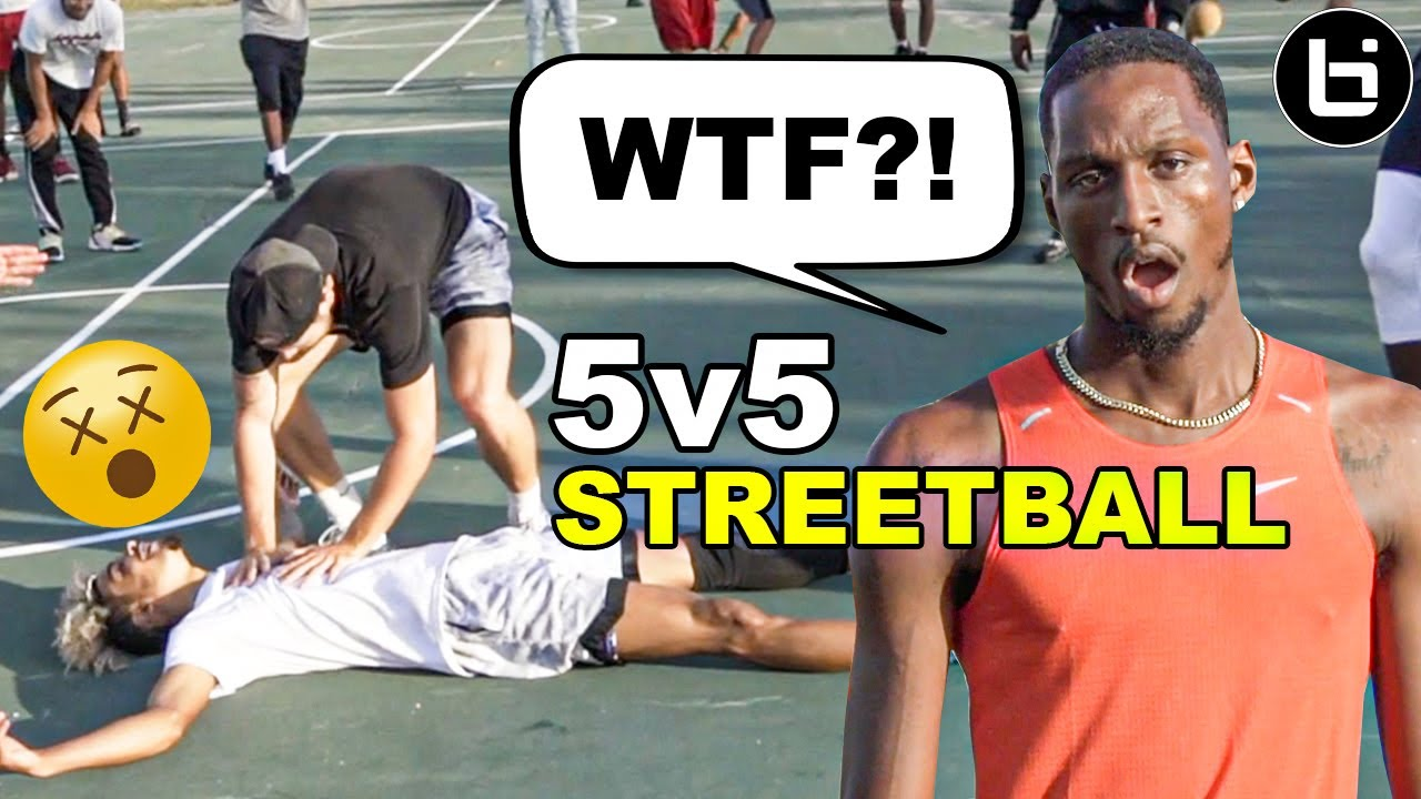"""Download """"WHO THE F*** IS SLIM?!"""" 5v5 Streetball 