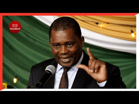 Speaker Justin Muturi: I won't form a coalition with leaders whose names have been tainted in graft