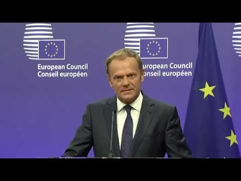Statement by President Tusk on the outcome of the UK referendum